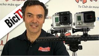 Nueva GoPro Hero 3+ Black comparada con Hero 3 Black
