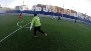 GoPro Hero 3+ Black Edition - Fútbol con los amigos (HD)
