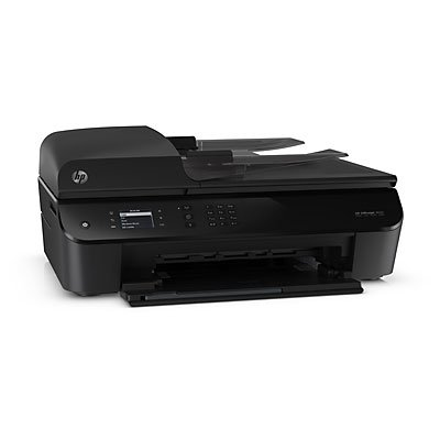 HP Officejet 4630 e-All-in-One Printer - Impresora multifunción (Inyección térmica de tinta HP, Hasta 1000 páginas, 360 MHz, Hasta 8.8 ppm, Hasta 5.2 ppm, HP PCL3 GUI)