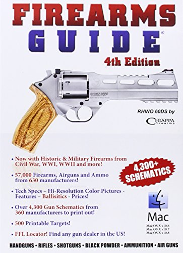 Firearms Guide For Mac: The Most Extensive Firearms Reference Guide In The World [DVD]