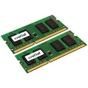Ram memory upgrades 8GB kit (4GBx2) DDR3 PC3 10600 1333Mhz for your 2011 Apple Mac Mini's